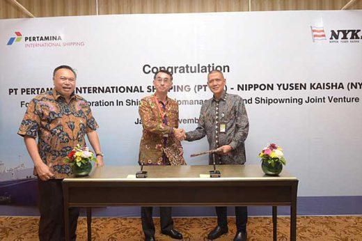 20191126nyk 520x346 - 日本郵船/インドネシア政府系企業とLNG等の海上輸送で協業