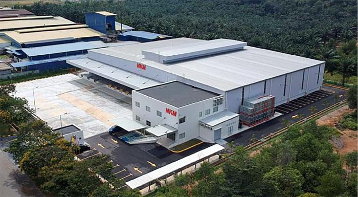20191127nikkon1 - ニッコンHD/マレーシア・セナワン営業所の新倉庫を竣工