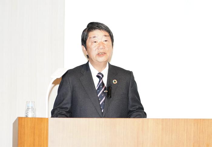 筒井雅洋社長
