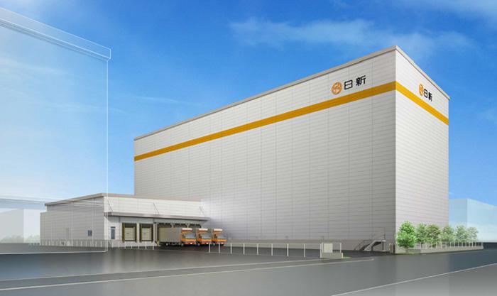 20191128nisshin2 - 日新/重点3分野共に倉庫を拡充、中計最終目標に変更なし