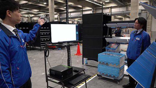 20191128sagawa6 520x293 - 佐川グローバル/「ロボット×物流」でEC物流を変える