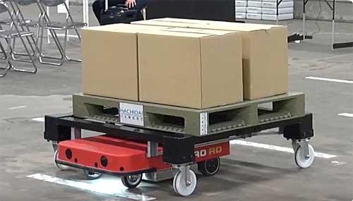 20191129zmp - ZMP/最大可搬800kg、CarriRo ADの重量版モデル出荷開始