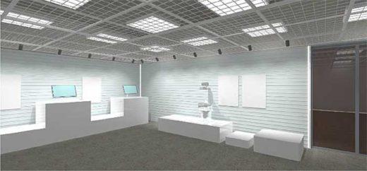 20191202mitsui1 520x242 - 三井不動産/船橋の新物流ICTショールームで展示製品を募集