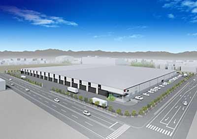 20191203daiwa1 - 大和ハウス/福島県須賀川市のJT工場跡に3.2万m2物流施設