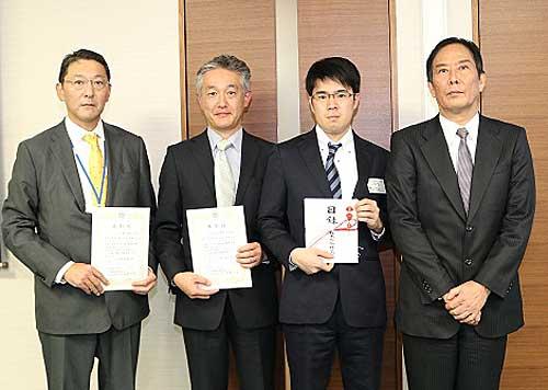 20191205nyk2 - 日本郵船/グループ2社を表彰、環境負荷低減技術を開発