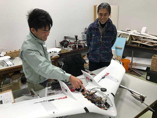 20191209kanazawa 520x390 - 金沢工業大学/離島・山間部の小口輸送向け小型VTOL開発