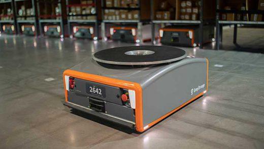 20191211GreyOrange 520x293 - グレイオレンジ/次世代EC物流システムの最新版を開発
