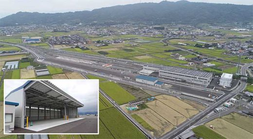 松山貨物駅