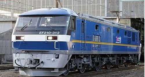EF210形式