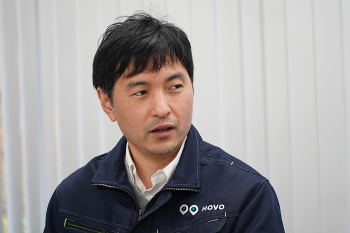 Hacobuの佐々木社長