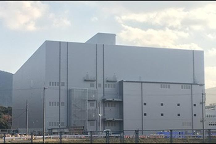 新生産棟、エネルギー棟