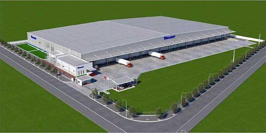 20191224trancy 520x261 - 日本トランスシティ/ベトナム現地法人が1.5万m2新倉庫建設