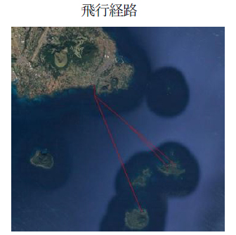 20191227ana1 - ANA/東京-長崎・五島間でドローン物流実証実験