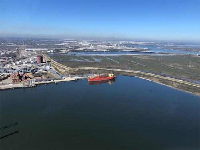 Enteprise Navigator Ethylene Terminal LLC の輸出ターミナル