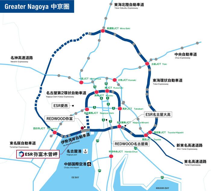 20200110esr2 - ESR/三重県桑名郡木曽崎町に15.3万m2の物流施設を開発
