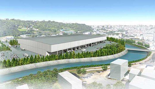 20200110ryukyu 520x299 - 琉球海運/沖縄最大級の物流センター建設、イオン琉球等入居