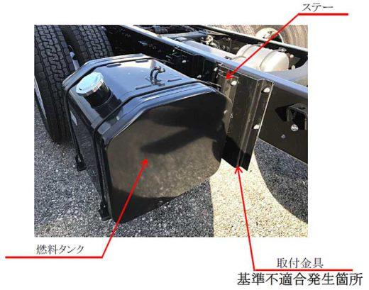 20200110yano 520x409 - 矢野特殊自動車/日野プロフィアなどリコール