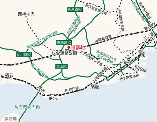 20200115mcud 520x403 - 三菱商事都市開発/大阪駅まで1時間、神戸市須磨区に物流施設