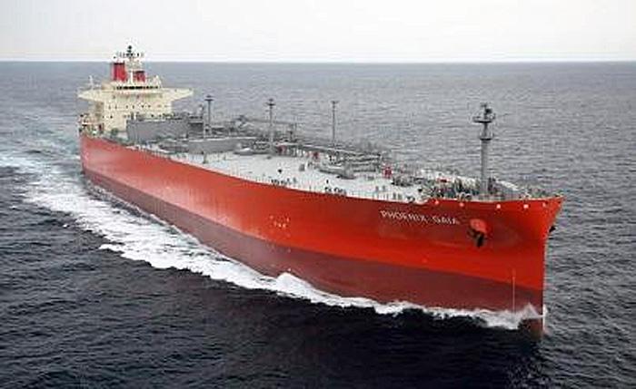 LPG運搬船「PHOENIX GAIA」