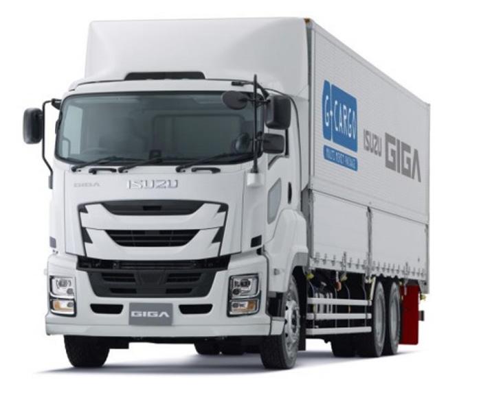 20200120mysyuran2 - 日本ミシュランタイヤ/いすゞの大型トラックにオプション採用