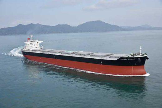 パナマックス型ばら積み貨物船