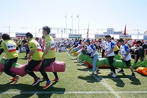 20200122sg1 - SGHD/スポーツ分野の活動で東京都とスポーツ庁から認定