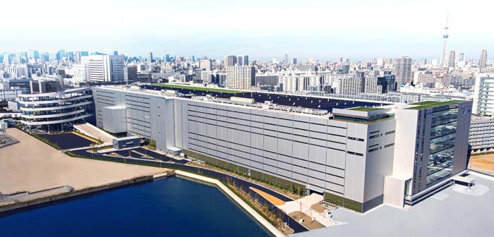 20200129sghd1 - SGHD/17.1万m2の次世代型大型物流施設を江東区新砂で竣工