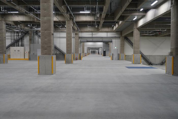 20200129sghd5 - SGHD/17.1万m2の次世代型大型物流施設を江東区新砂で竣工