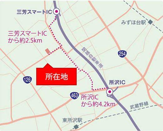 20200129tokyu21 520x421 - 東急不動産/投資額200億円、埼玉県三芳町にアスクル専用施設完成