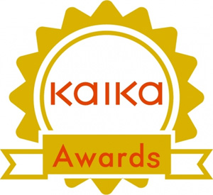 「KAIKA大賞」ロゴ