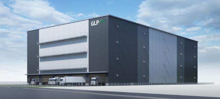 「GLP 野洲」外観完成イメージ