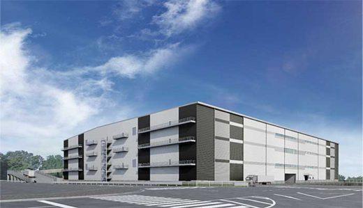 20200131cpd2 520x299 - CPD、東急不動産など/大阪府枚方市で8.2万m2物流施設着工