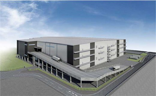 20200131cpd3 520x319 - CPD、東急不動産など/大阪府枚方市で8.2万m2物流施設着工