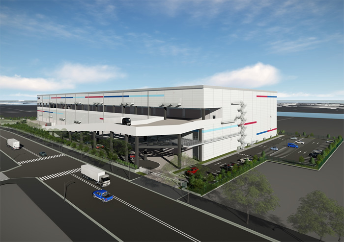 20200131esr2 - ESR/川崎市川崎区夜光の好立地に7.8万m2の物流施設を開発