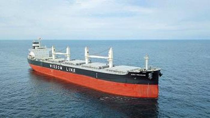 2020kawasakig - 川崎重工/61型ばら積運搬船を引き渡し