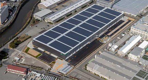 20200205nittetsukowa1 520x281 - 日鉄興和不動産/兵庫県尼崎市でセンコーの専用物流施設竣工