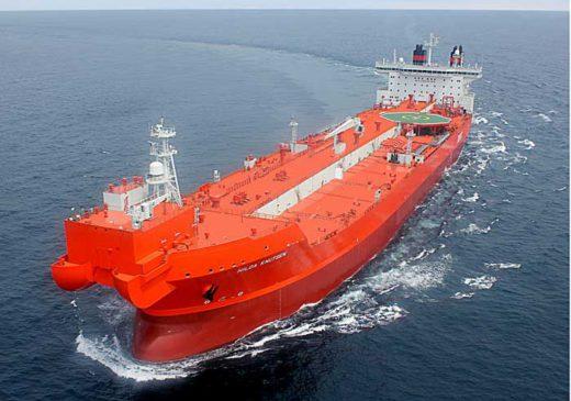 20200210nyk 520x365 - 日本郵船/イタリアENI社とシャトルタンカー2隻の用船契約