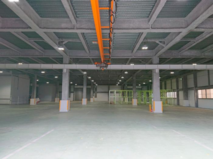 倉庫1階部分