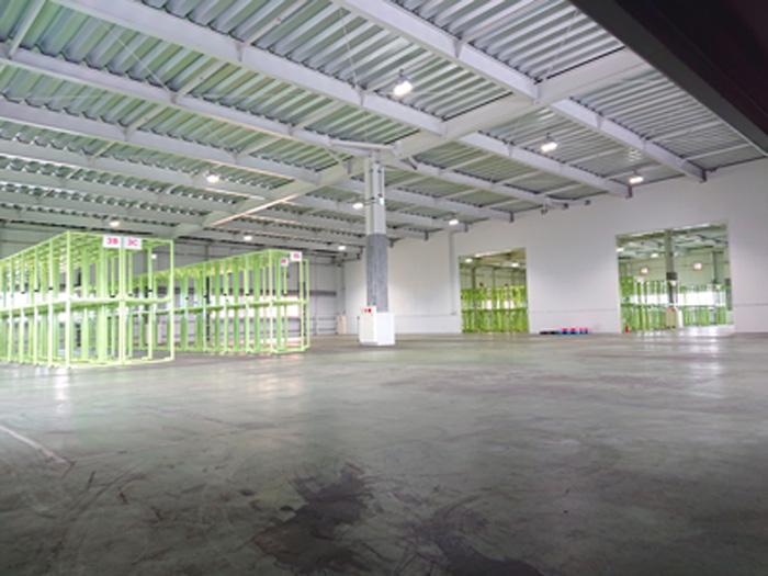 倉庫2階部分