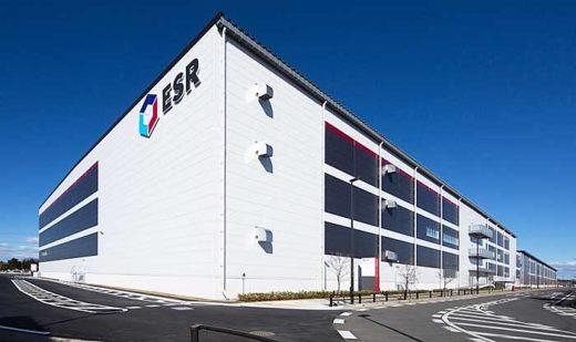 20200213esr 520x309 - ESR/2月26・27日開催、茨城県守谷市の新物流施設で内覧会
