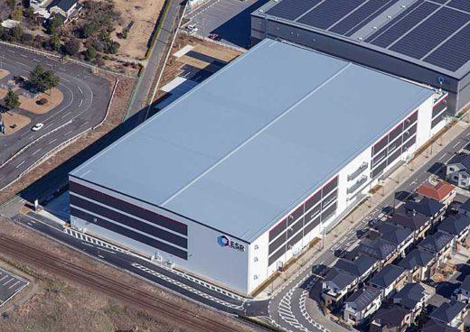 20200213esr1 520x368 - ESR/2月26・27日開催、茨城県守谷市の新物流施設で内覧会