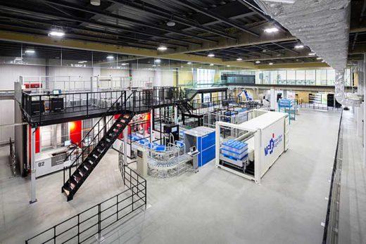 20200213mitsui40 520x347 - 三井不動産/完全自動化物流倉庫のショールームを初公開