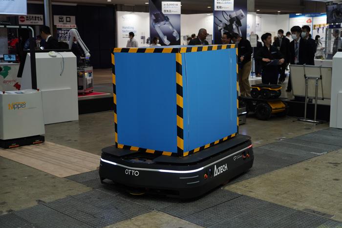 20200214robo4 - ロボデックス展/自律走行ロボット百花繚乱