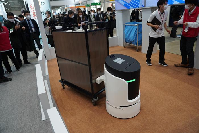 20200214robo6 - ロボデックス展/自律走行ロボット百花繚乱
