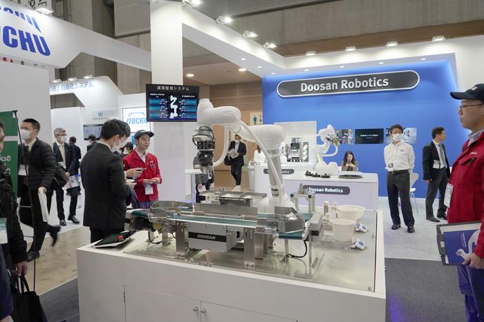20200214robo7 - ロボデックス展/自律走行ロボット百花繚乱