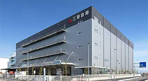 20200218mitsubishi - 三菱倉庫/横浜・南本牧ふ頭で3.5万m2新倉庫竣工