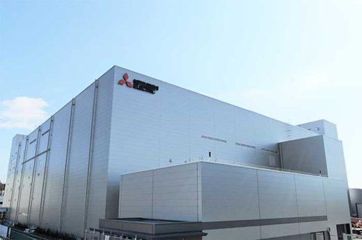 20200218mitsubishie 520x346 - 三菱電機/110億円投資、鎌倉製作所で人工衛星の新工場竣工