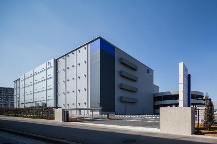 東京主管センターが設置されるSGリアルティ和光