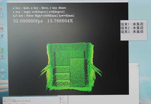 20200225nittsu20 520x357 - 日通/ソフトバンクグループとの5Gスマート物流実証実験を公開
