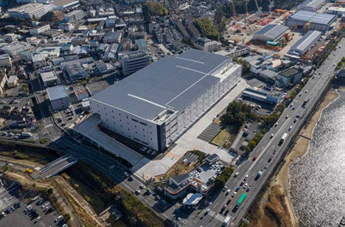 20200227orix21 - オリックス/大阪府枚方市の好立地に5.7万m2の物流施設竣工